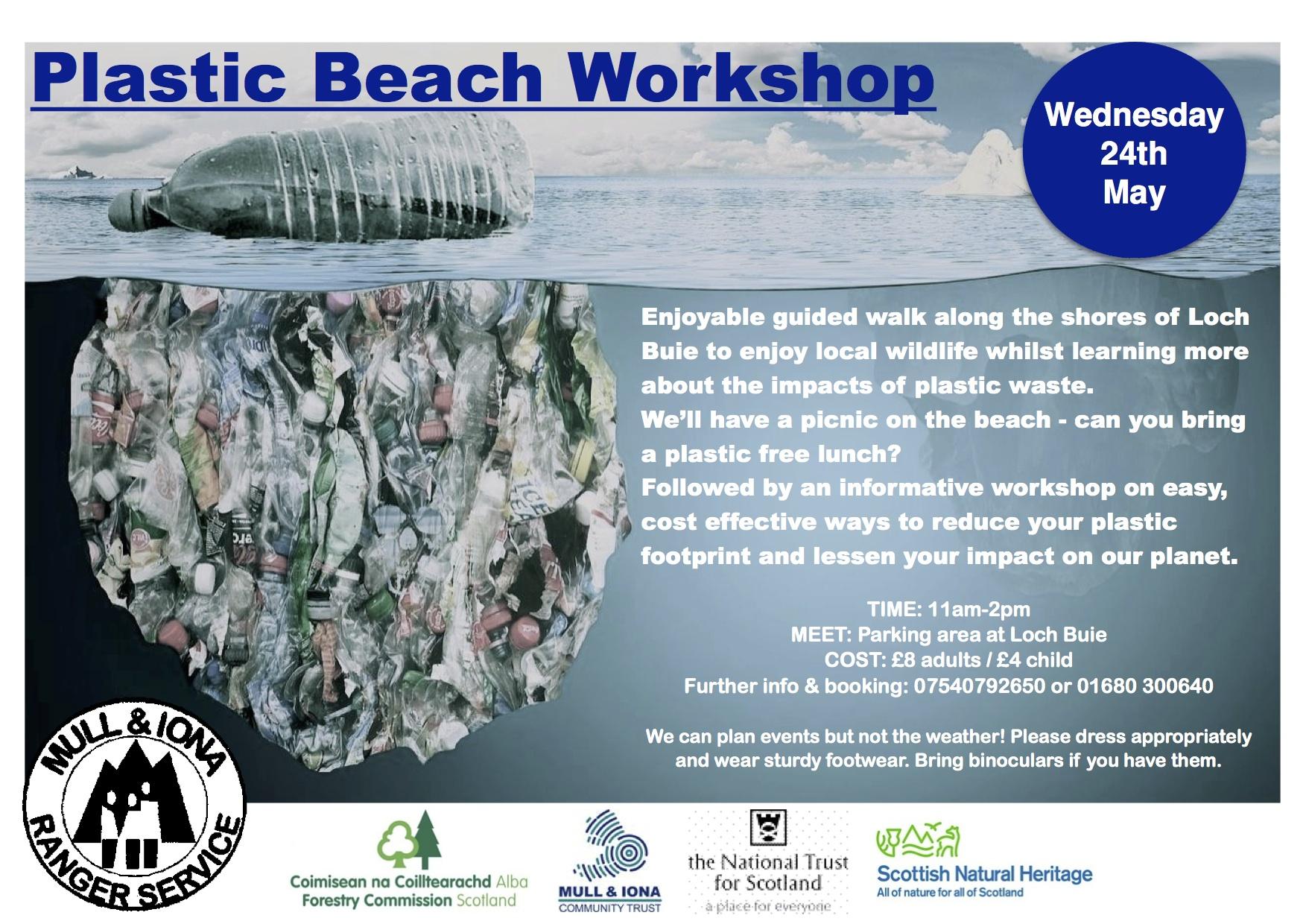 Plastic Workshop Poster