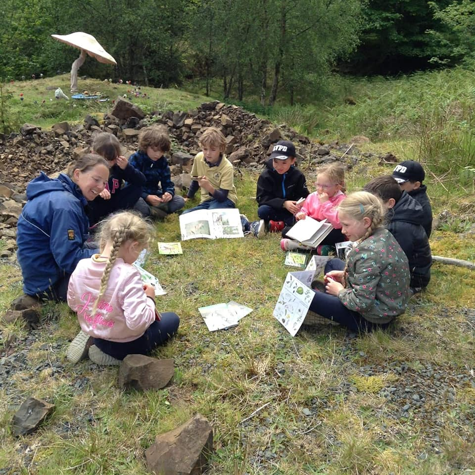 forest school trip may 2019