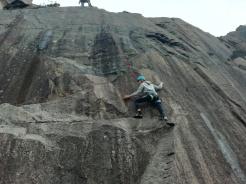 climbing 31st july PY 3